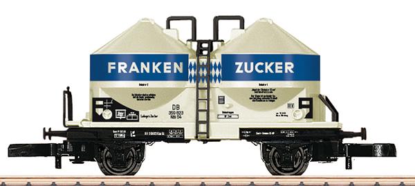 Marklin 86667 - DB Frankenzucker Powdered Freight Silo Car, Era III