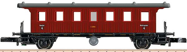 Marklin 87009 - K.W.St.E. Württemberg Passenger 5-Car Set , Era I