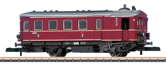 Marklin 88145 - German Class Kittel CidT 8 Steam-Powered Rail Car of the DB