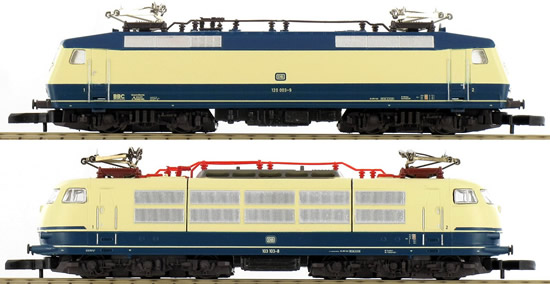 Marklin 88179 - German 2pc Electric Locomotive Set BR 120 and BR 103 of the DB