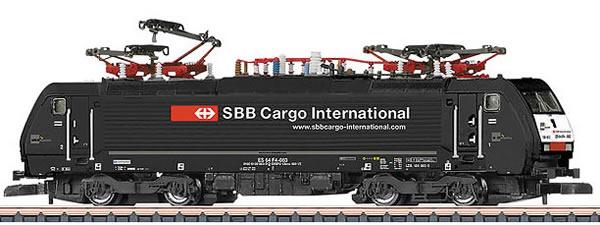 Marklin 88195 - Swiss Electric Locomotive class 189 type ES 64 F4 of the SBB MRCE