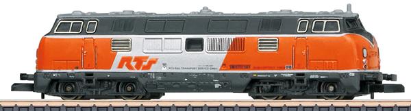 Marklin 88204 - German Diesel Locomotive Class 221 RTS of the DB