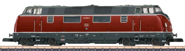 Marklin 88206 - German Diesel Locomotive Class 220 of DB