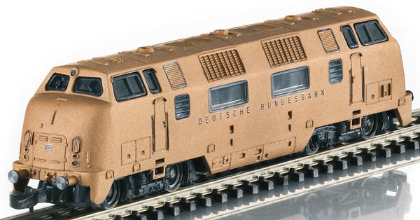 Marklin 88207 - German Diesel Locomotive Class V 200 in Real Bronze of the DB