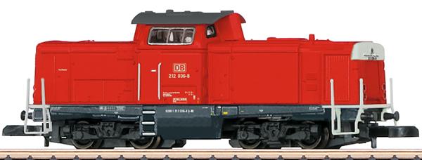 Marklin 88217 - German Diesel Locomotive Class 212 of the DB - MHI Exclusive