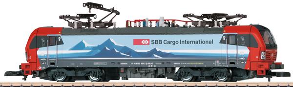 Marklin 88232 - Swiss Electric Locomotive BR 193 of the SBB Cargo