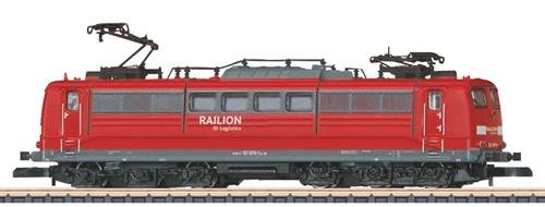 Marklin 88261 - German Electric Locomotive cl 151 Railion of the DB AG