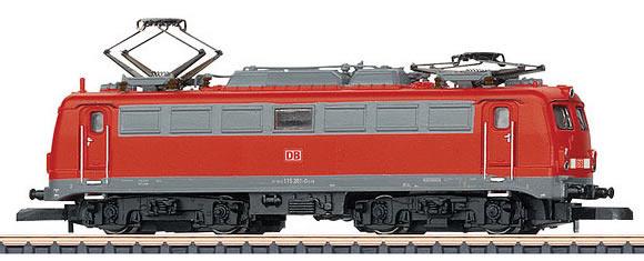 Marklin 88340 - German Electric Locomotive BR 115 of the DB AG