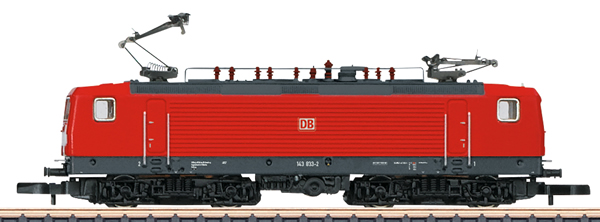 Marklin 88438 - German Electric Locomotive Class 143 of the DB AG