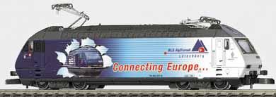 Marklin 88464 - ELECTRIC LOCO CL 465 BLS 03
