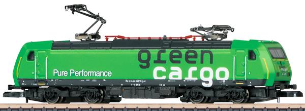 Marklin 88484 - Swedish Electric Locomotive Re 14 Green Cargo of the SJ