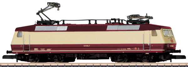 Marklin 88527 - German Electric Class 120 of the DB (Exclusive 30 Year MHI Model)