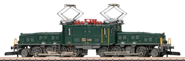 Marklin 88564 - Swiss Electric Locomotive Class Ce 6/8 III Crocodile of the SBB