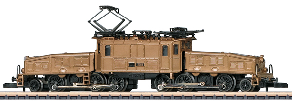 "Marklin 88565 - Swiss Electric Locomotive Class Ce 6/8 III ""Crocodile"" of the SBB"