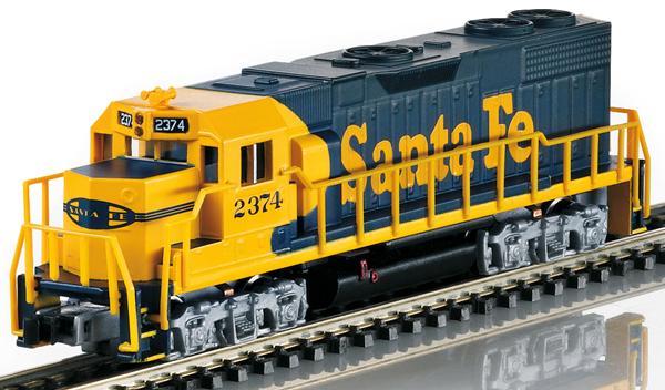 Marklin 88615 - USA Diesel Locomotive GP 38-2 of the ATSF