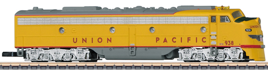 Marklin 88627 - U.S. Diesel-Electric Locomotive E8A of the UP