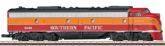 Marklin 88628 - U.S. Diesel-Electric Locomotive E9A of the SP