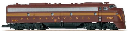Marklin 88629 - US Diesel Locomotive EMD E8A of the Pennsylvania Railroad