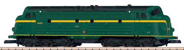 Marklin 88634 - Belgian Diesel Locomotive Class 54 of the SNCB