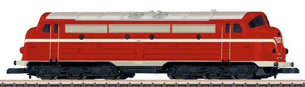 Marklin 88635 - Hungarian Diesel Locomotive Class M61 of the MAV