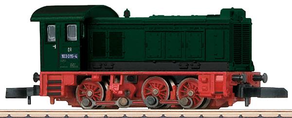 Marklin 88771 - German Diesel Locomotive Class 103 of the DR