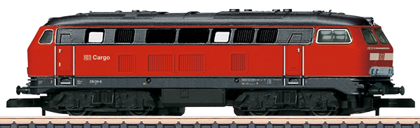 Marklin 88791 - German Diesel Locomotive BR 216 of the DB AG