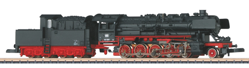 Marklin 88842 - German Heavey Freight Locomotive w/Tender cl 50 with Brakemans Cab of the DB