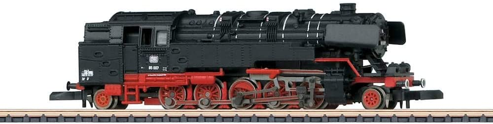 Marklin 88889 - German Steam Locomotive Class 85 Road Number 85 007 of the DB