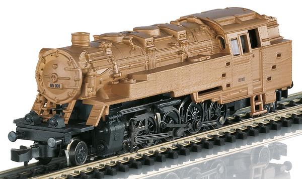 Marklin 88932 - German Steam Locomotive BR 85 Bronze Edition