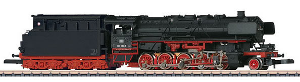 Marklin 88974 - German Steam Locomotive w/Tender BR 043 Oil-Fired of the DB