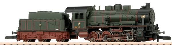 Marklin 88985 - German Royal Prussian Steam Locomotive Class G 8.1 of the KPEV