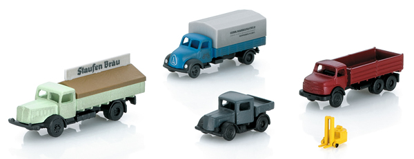 Marklin 89023 - Vehicle Set