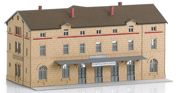 Marklin 89703 - Kit Railway Station Eckartshausen-Ilshofen