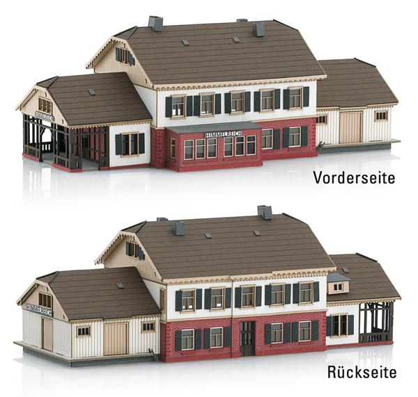 Marklin 89709 - Himmelreich Station Building Kit