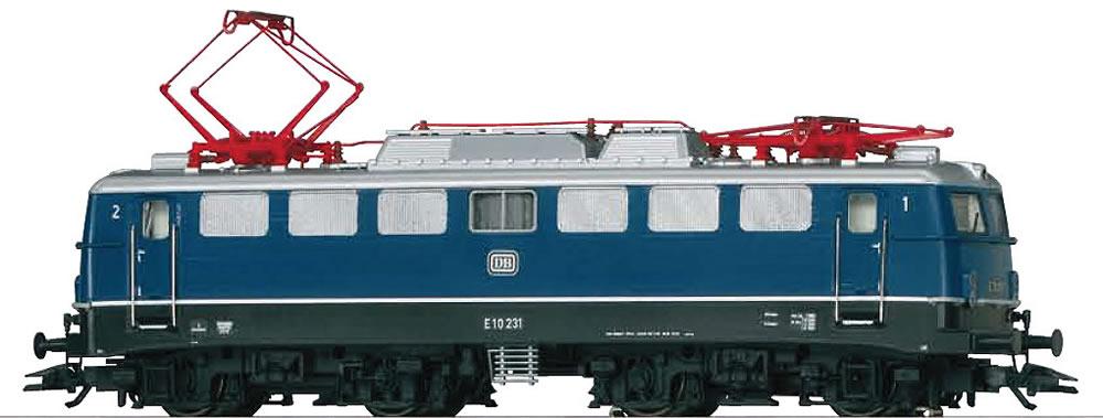 Marklin 37107 German Electric Locomotive Class E10 1 Of