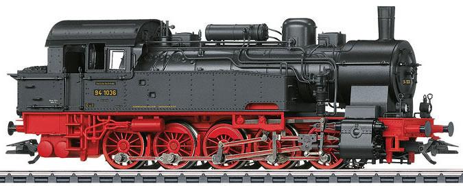 Marklin 37168 German Steam Tank Locomotive Class 94 5 Of