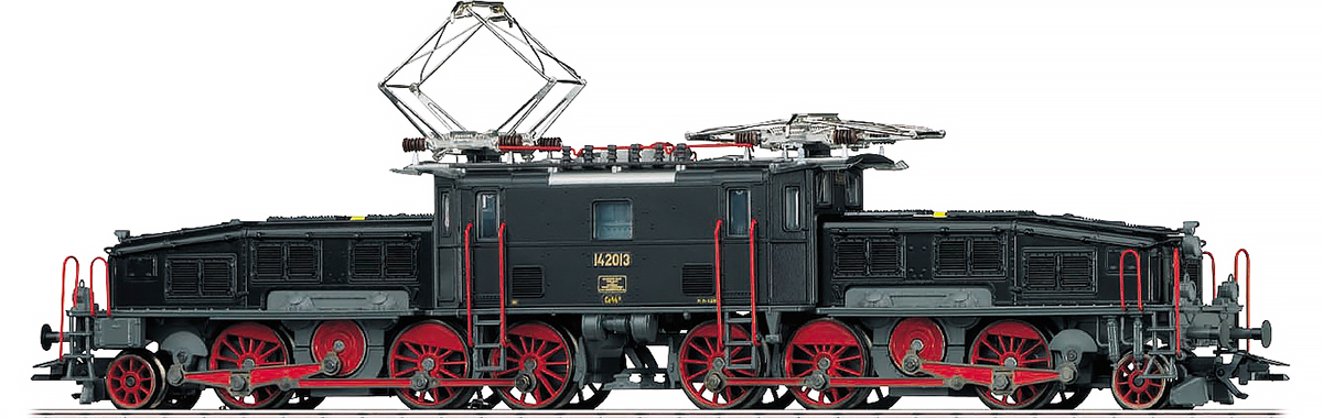 Z Scale Crocodile Marklin 37567 - 2013 T...