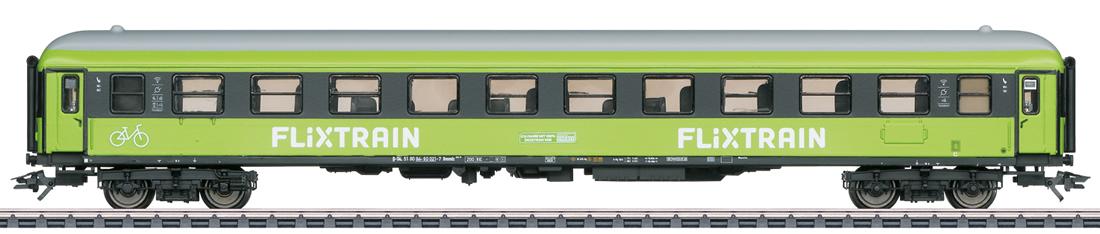 Marklin 42956 - Express Train Passenger Car, 2nd Class ...