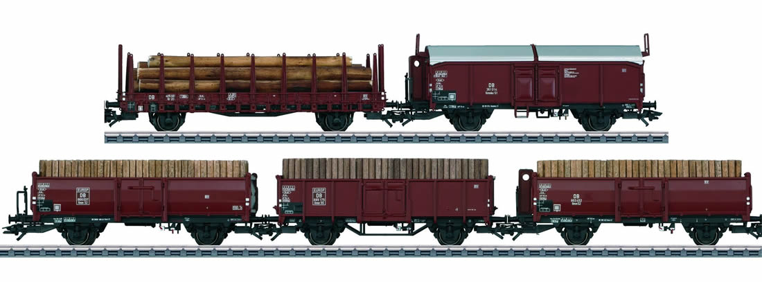 Ho wood freight car kits