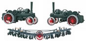 Steam Plow Set