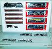 Five piece set Fulda Hightech Emotions Train - DB AG
