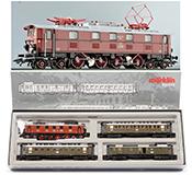 German Bavarian Deutsche Reichsbahn Express Set Digital
