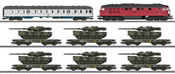 German Federal Army Freight Train Set of the DB (Sound Decoder)