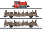 Danish Train Set of the DSB