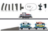 Marklin Start up - Auto Transport Train Starter Set