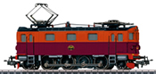 Swedish Class Da Electric Locomotive of the SJ