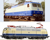2014 Dealer Toyfair Locomotive Set BR103 and BR120 Very Limited