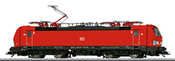 German Electric Locomotive BR 193 of the DB AG