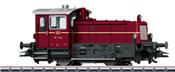German Diesel Locomotive BR Köf III of the DB