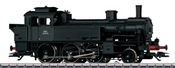 French Steam Locomotive Serie 130 TB of the SNCF
